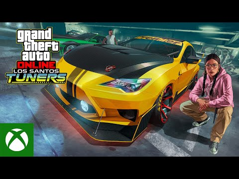 GTA Online: Los Santos Tuners —Out Now