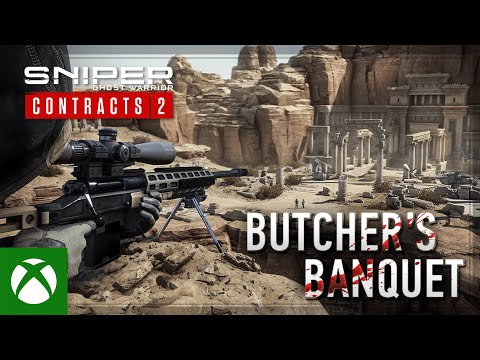 Sniper Ghost Warrior Contracts 2 — Butcher's Banquet   Free Expansion