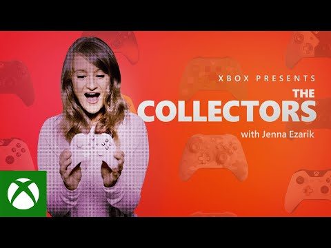 The Collectors   Jenna Ezarik shares her go-to Xbox controllers