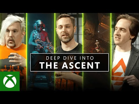 The Ascent Gameplay Deep Dive on Xbox Series X