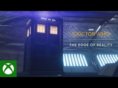 Doctor Who: The Edge of Reality |  Release Date Announcement Trailer
