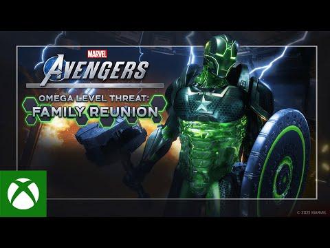 Marvel's Avengers Omega Level Threat: Family Reunion Trailer