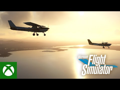 Why I Fly — Microsoft Flight Simulator — Jose and João Antunes