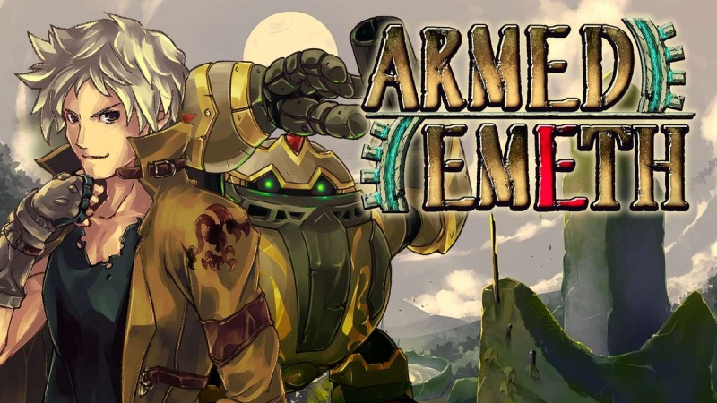 Armed Emeth Is Now Available For Digital Pre-order And Pre-download On Xbox One And Xbox Series X|S