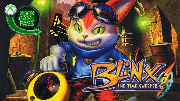 Скидка на игру Xbox Библиотеку Xbox Game Pass пополнила BLiNX: The Time Sweeper —