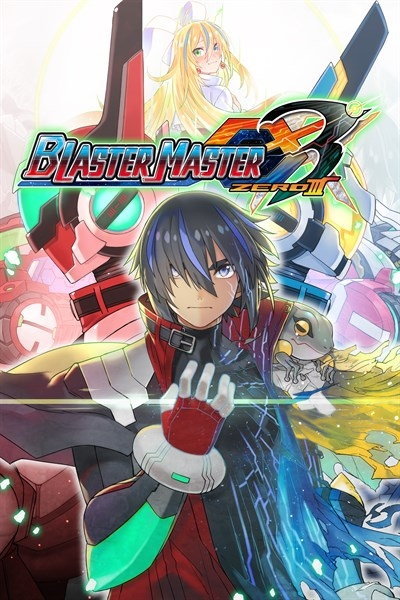 Blaster Master Zero 3 Is Now Available For Xbox One And Xbox Series X|S