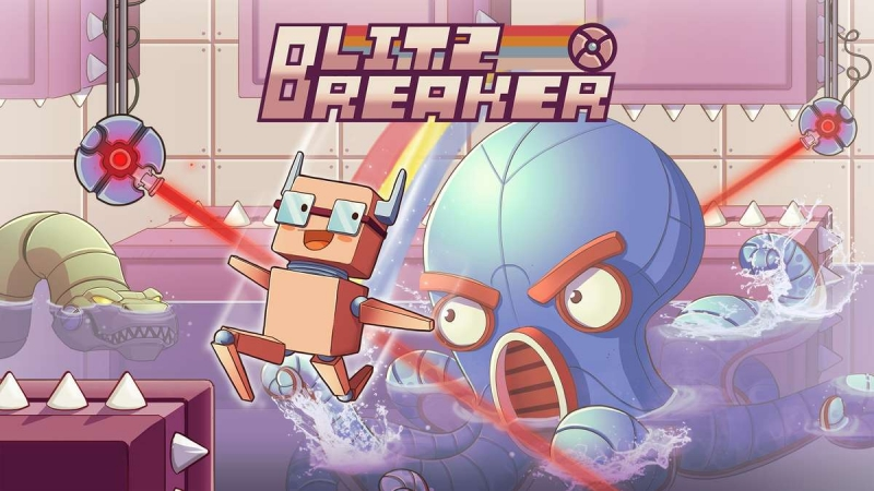 Blitz Breaker Is Now Available For Xbox One And Xbox Series X S