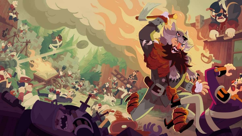 Bloodroots Is Now Available For Windows 10, Xbox One, And Xbox Series X S (Xbox Game Pass)
