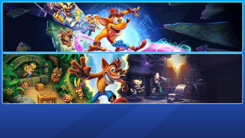 Crash Bandicoot – Crashiversary And Quadrilogy Bundles Are Now Available For Xbox One And Xbox Series X|S