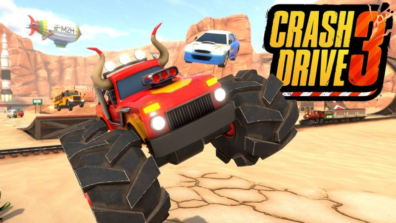 Crash Drive 3 Is Now Available For Xbox One And Xbox Series X|S