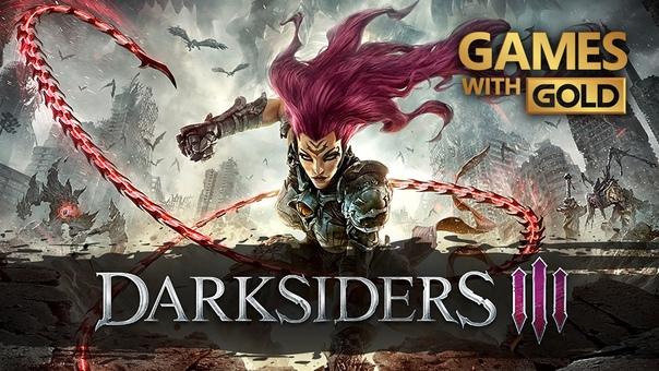 Скидка на игру Xbox Darksiders III стала доступна для бесплатной загрузки подписчикам Xbox Live Gold —  (до 31 августа)