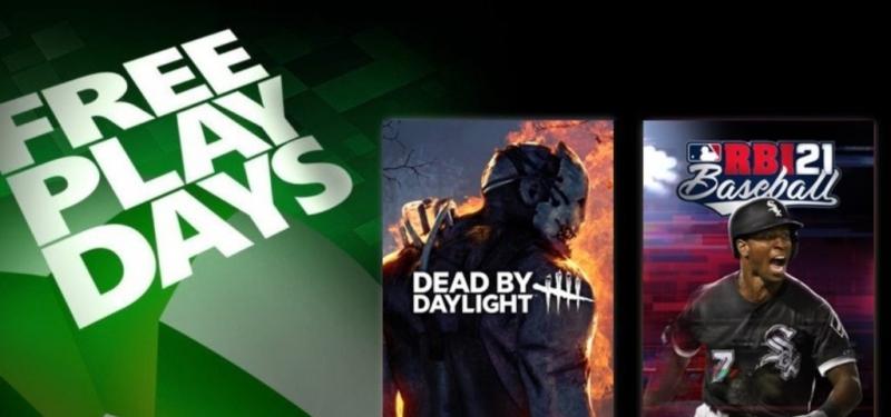 Dead by Daylight и R.B.I. Baseball 21 временно бесплатны для подписчиков Xbox Live Gold / Xbox Game Pass Ultimate