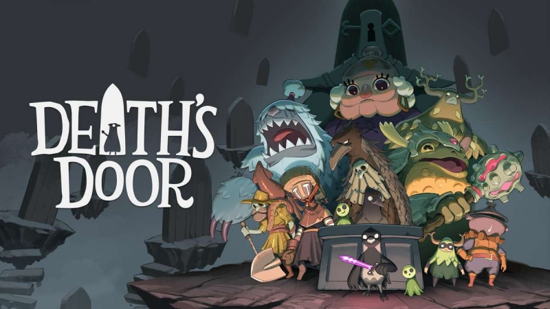 Death's Door Is Now Available For Xbox One And Xbox Series X|S