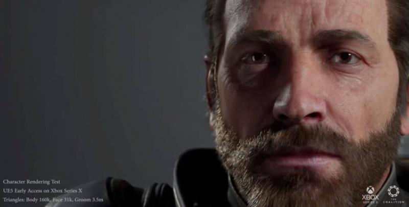 Демонстрации возможностей Unreal Engine 5 от создателей Gears – два новых видео