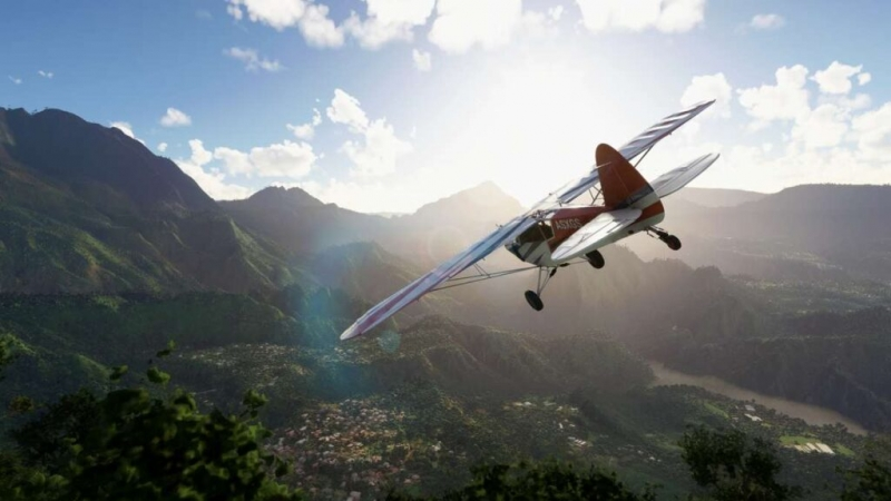 Digital Foundry: на Xbox Series X игра Microsoft Flight Simulator работает с ультра-настройками с PC