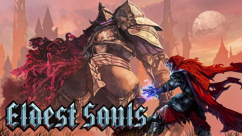 Eldest Souls Is Now Available For Xbox One And Xbox Series X S