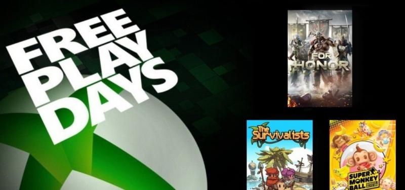 For Honor, The Survivalists и Super Monkey Balll: Banana Blitz HD временно бесплатны для подписчиков Xbox Live Gold | Xbox Game Pass Ultimate
