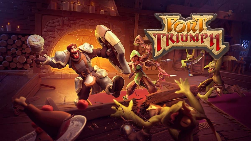 Fort Triumph Is Now Available For Digital Pre-order And Pre-download On Xbox One And Xbox Series X|S