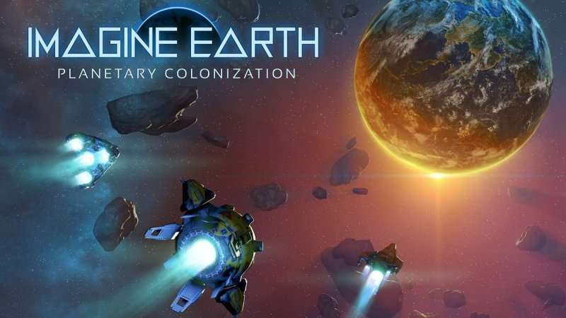 Imagine Earth Is Now Available For Windows 10, Xbox One, And Xbox Series X|S