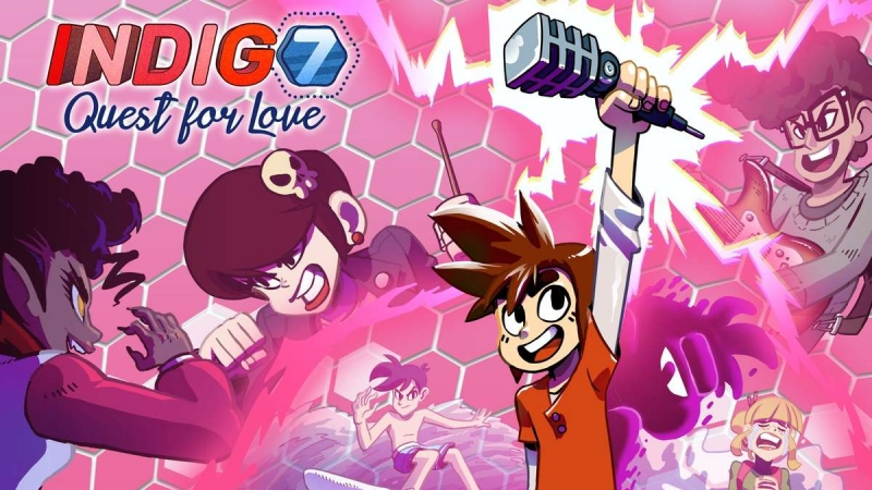 Indigo 7 Quest Of Love Is Now Available For Xbox One And Xbox Series X S