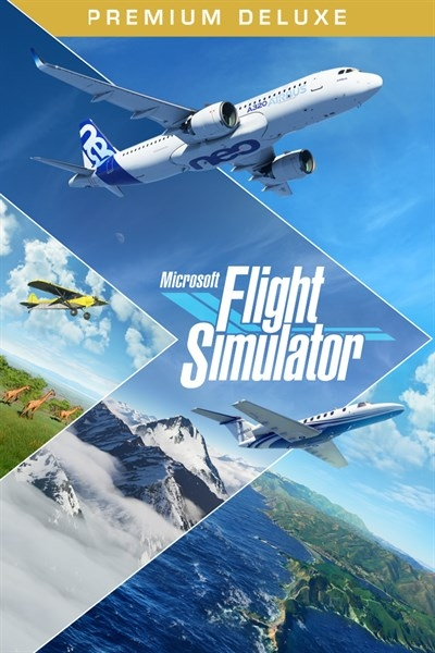 Microsoft Flight Simulator Is Now Available For Xbox Series X|S (And Included With Xbox Game Pass)
