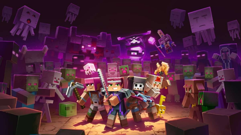 Minecraft Dungeons: Ultimate Edition Is Now Available For Windows 10, Xbox One And Xbox Series X|S