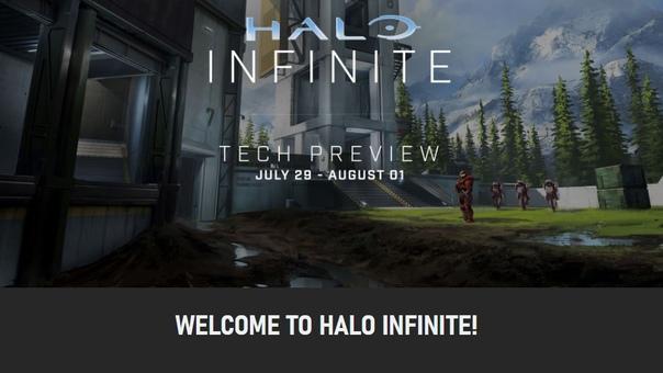 Началась рассылка приглашений на технический тест Halo Infinite