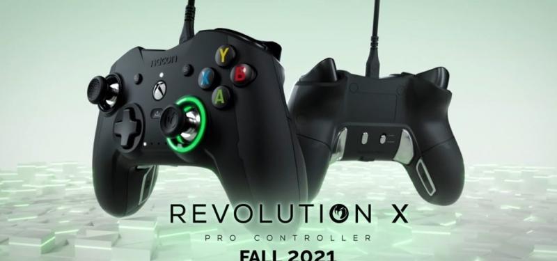 Nacon представила новый контроллер Revolution X Pro для Xbox