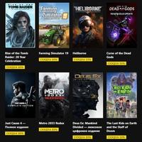 Скидка на игру Xbox Немного новых еженедельных скидок в Microsoft Store для пользователей со статусом GOLD —  (до 3 августа).