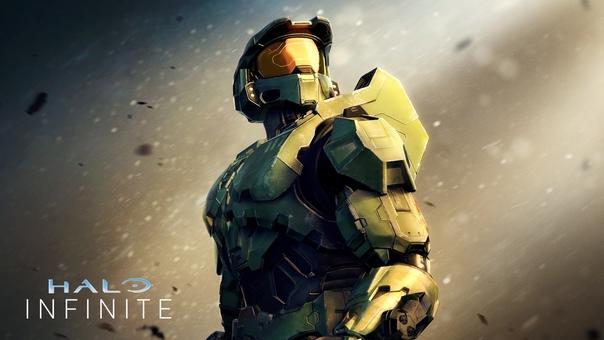 Новые обои Halo Infinite