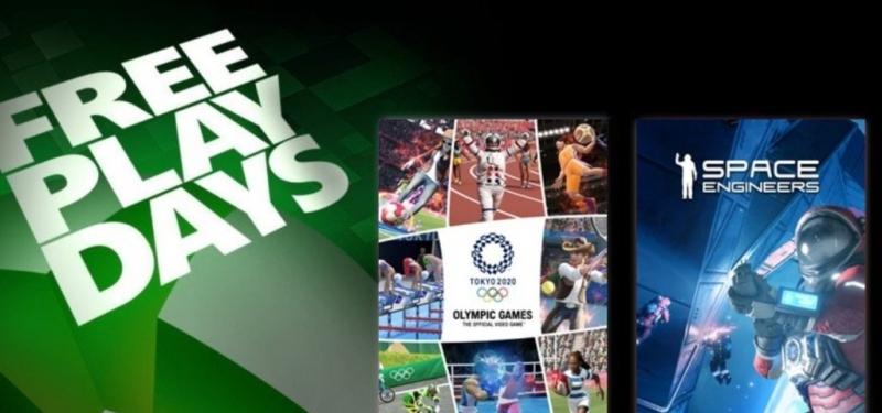 Olympic Games Tokyo 2020 и Space Engineers временно бесплатны для подписчиков Xbox Live Gold   Xbox Game Pass Ultimate