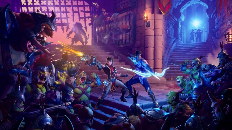 Orcs Must Die! 3 Is Now Available For Xbox One And Xbox Series X S
