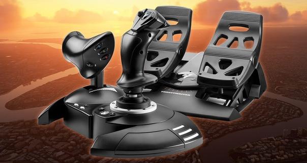 Отправляйтесь в небо с официальными аксессуарами для Microsoft Flight Simulator.