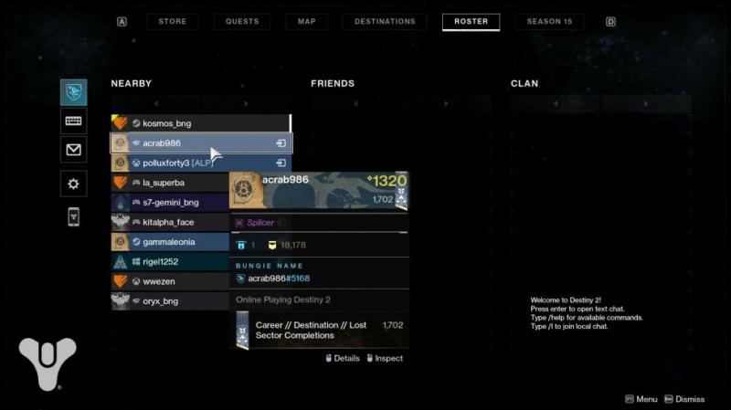 Подробнее о том, как устроен кросс-плей в Destiny 2