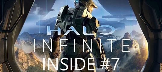 Подробности первого технического теста мультиплеера Halo Infinite