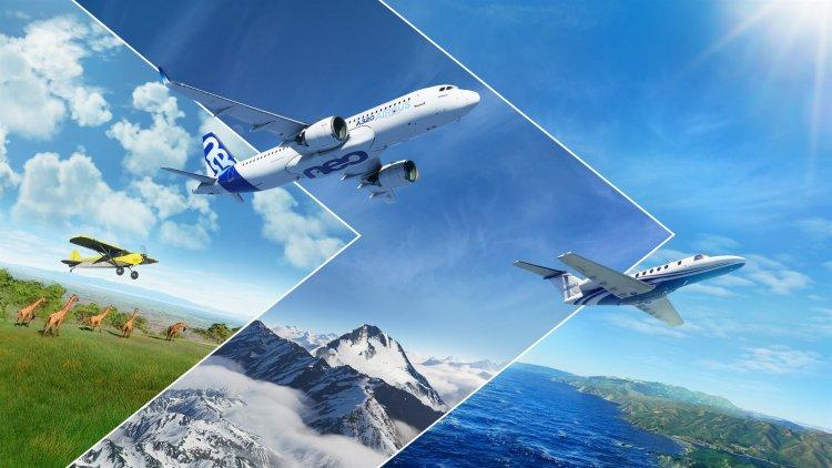 Производительность Microsoft Flight Simulator будет улучшена с новым патчем в этом месяце
