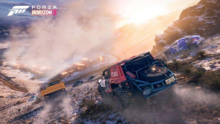 Разработчики Forza Horizon 5 показали 11 регионов, на которые будет разделён мир игры