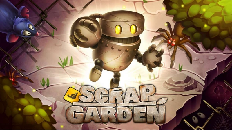 Scrap Garden Is Now Available For Digital Pre-order And Pre-download On Xbox One And Xbox Series X|S