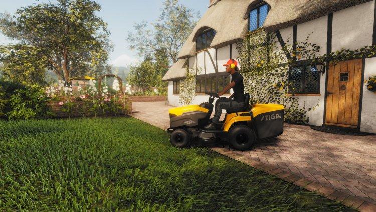 Симулятор газонокосильщика выйдет 10 августа на Xbox Series X, S и PC