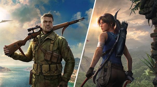 Скидка на игру Xbox Sniper Elite 4 и Shadow of the Tomb Raider получили бесплатные обновления для консолей Xbox Series X S.