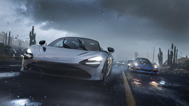 В Forza Horizon 5 будет улучшенный аудиодвижок с трассировкой лучей и управление крышами машин