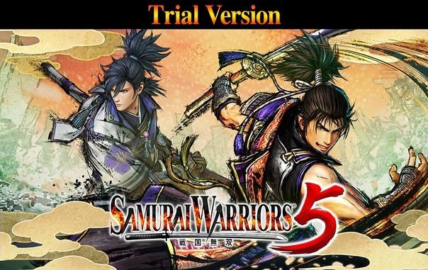 Скидка на игру Xbox В Microsoft Store стала доступна пробная версия Samurai Warriors 5.