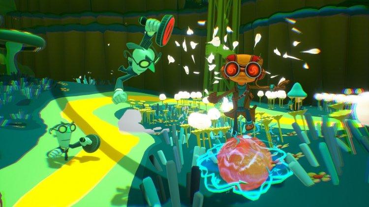 В Psychonauts 2 будет режим неуязвимости — Double Fine хочет, чтобы все получали удовольствие от игры