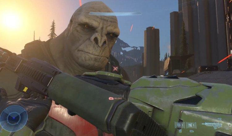 В Сеть утекли небольшие подробности сюжета и достижения Halo Infinite