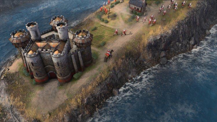 Видео: Столетняя война и информация о старте предзаказов в новом тизере Age of Empires IV
