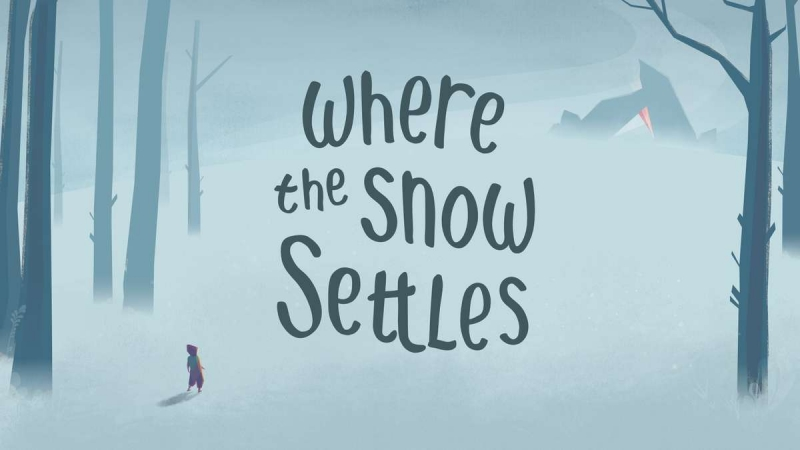 Where The Snow Settles Is Now Available For Xbox One And Xbox Series X S