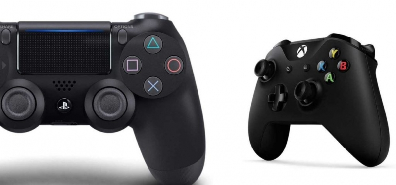 Xbox использует контроллер PlayStation для рекламы Game Pass