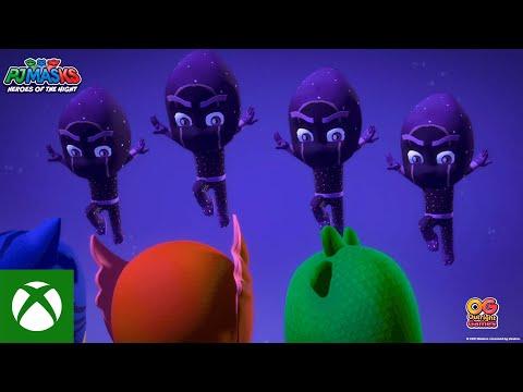 PJ Masks Heroes of the Night — Gameplay  Trailer