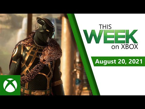 This Week On Xbox: August 20, 2021