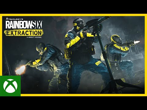 Rainbow Six Extraction: Official Gameplay Overview Trailer